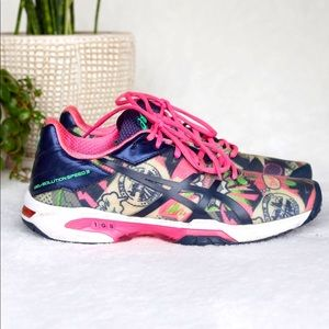 ASICS Gel-Solution Speed Limited Edition sneaker